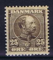 Denmark, 1904 Mi 50 I MNH/**