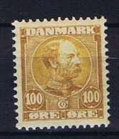 Denmark, 1904 Mi 52 I MNH/**