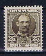 Denmark, 1907 Mi 56  MNH/**