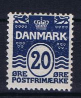 Denmark, 1912 Mi 65 MNH/**