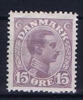 Denmark, 1913 Mi 69 B MNH/**