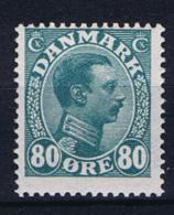 Denmark, 1913 Mi 74 MNH/**