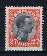 Denmark, 1918 Mi 101 MNH/** - 1913-47 (Christian X)