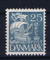 Denmark, 1933 Mi 204 I  MNH/** - 1913-47 (Christian X)