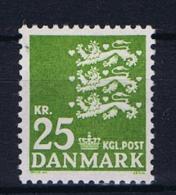 Denmark, 1962 Mi 399 X MNH/** - Danimarca