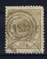Denmark, 1864 Mi Nr 14 A, Used - 1864-04 (Christian IX)