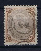 Denmark, 1870 Mi Nr 21 I, Used - 1864-04 (Christian IX)