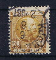 Denmark, 1904 Mi Nr 52  Used