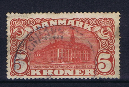 Denmark, 1912 Mi Nr 66 Used