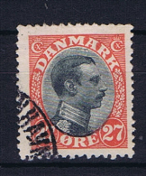 Denmark, 1918 Mi Nr 101 Used - 1913-47 (Christian X)