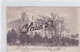 Maroc ;TANGER ,Le Palais De Moulay-Hafid (Corbeil,entrepreneur.-LL) - Tanger