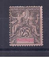 Martinique (Colonie Française) - N° 38 Neuf Sans Gomme - Martinique (1886-1947)