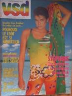 Revue VSD N° 405 Stéphanie De Monaco - People