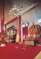 International Buddhist Society Interior Main Hall Richmond Briti