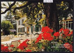Lausanne - Vers-chez-les-Blanc : Hôtel Restaurant Les Chevreuils ; Form. 10 / 15 (12´476) - VD Vaud