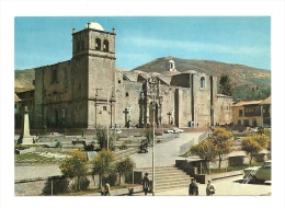 Cp, Pérou, Cuzco, The Convent Of San Francisco - Pérou