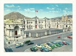 cp, P�rou, Lima, Palacio de Gobierno