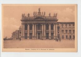 Roma   Basilica Di San Giovanni In Laterano Italy Old PC - Italy