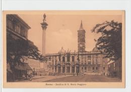 Roma   Basilica Di San Maria Maggiore Italy Old PC - Italy