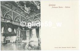 GENOVA - Palazzo Doria - Salone - Genova (Genoa)