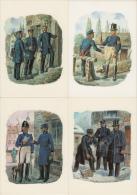 8 ANSICHTKARTEN: ´POST´, Reichs-Postverwaltung, Postbeamte, Postillion, Briefträger Usw.- Deutschland (3 Scans) - Postkaarten