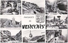 26. Pf. Paysages Du VERCORS. 8 Vues. 32031 - Francia