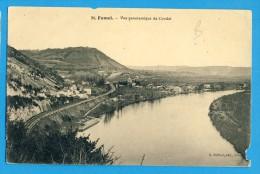 CP, 47, FUMEL, Vue Panoramique De Condat, Vierge - Sonstige Gemeinden