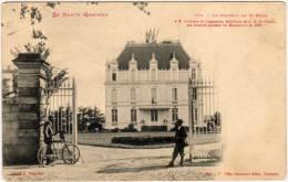 Le Chateau De SAINT ROME     (59902) - Frankrijk