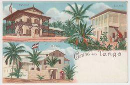 18885g TANGA - Bahnof - Boma - D.O.A.G. - Oeganda