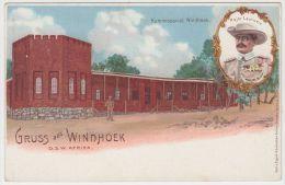 18887g WINDHOEK - Kommissariat Windhoek - Namibia