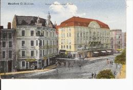 BEUTHEN BYTOM O.S. KAISER FRANZ JOSEPH PLATZ ECRIS - Polen