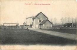 25 PONTARLIER - L ENTREE DU CHAMP DE TIR ( CHAMP DE TIR DE L ARTILLERIE ) - Pontarlier