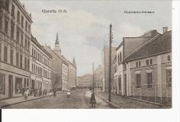 GLEIWITZ O.S. HEGENSCHEIDSTRASSE ECRIS - Polen