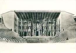 CPM - 84 - ORANGE - La Scène Et Les Gradins Du Théâtre Antique (Reconstitution à L'état Primitif)  (CAP. 89) - Orange