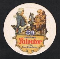 DUITSLAND  PAULANDER SALVATOR VOM NOCKHERBERG MUNCHEN - Sotto-boccale