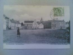 CPA DE POPERINGHE La Grand'Place - Belgique