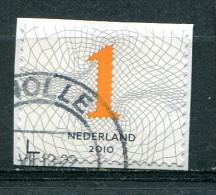 Pays Bas 2010 - YT 2710 (o) Sur Fragment - Gebruikt