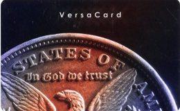 @ + Carte Démonstration : Thème Monnaies  - Piece Aigle US $ - Timbres & Monnaies