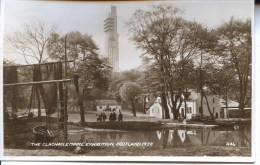 1938 SCOTTISH EMPIRE EXHIBITION - THE CLACHAN RP - Exhibitions