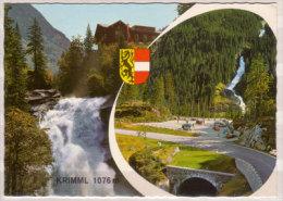 Alpengasthof Schönanger Am Mittleren Wasserfall, Krimml , Mehrbildkarte - Krimml