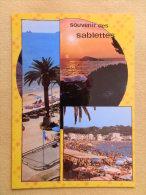 Dep 83 , Cpm La SEYNE Sur MER  , Les Sablettes , C.361 , Souvenir , Multivues (69) Recto/Verso - La Seyne-sur-Mer