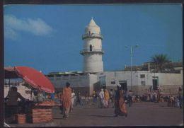 WA483 DJIBOUTI - LA GRANDE MOSQUEE - Gibuti