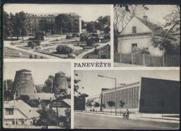 WA523 PANEVEZYS - Lituania