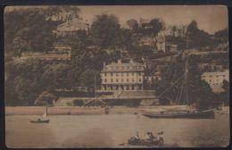 WA571 SALCOMBE - MARINE HOTEL - Inghilterra