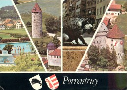 CPSM Porrentruy    L1376 - JU Jura