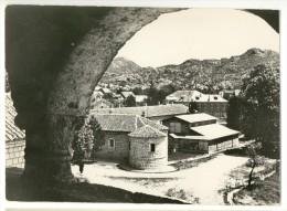 Montenegro, Cetinje - Monastery - Fogled Iz Manastira Na 'Biljardu' - Photocard - Montenegro
