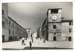 Montenegro, Kotor - Cattaro Street - Clock - Photocard - Montenegro