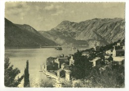 Montenegro, Perast - Panorama - View - Montenegro