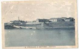 SAN FREDIANO A SETTIMO ( CASCINA - PISA ) SULL'ARNO - 1933 - Pisa