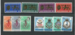Ascension:109/ 112 + 116/ 118 + 153/ 156 ** - Ascension (Ile De L')